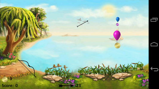 Balloon Bow & Arrow v6.5