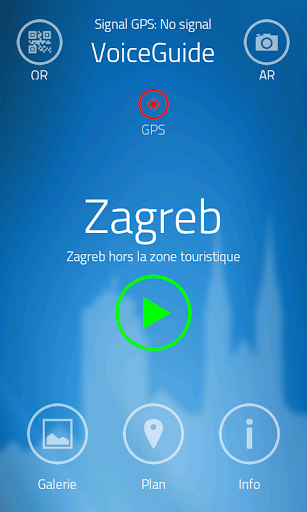 VoiceGuide Zagreb FRA