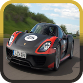Speed Porsche Racing Games