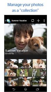 PlayMemories Online - screenshot thumbnail