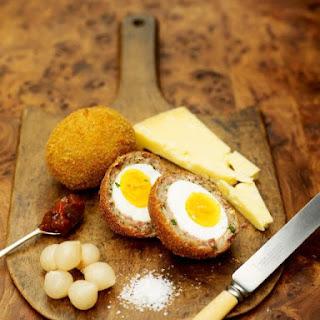 Cheese Scotch Eggs Recipes.