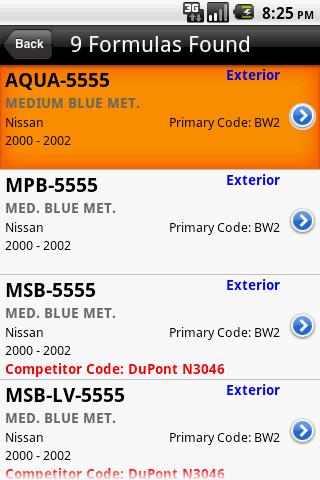 AccuShade- screenshot