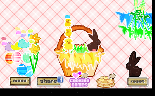 Easter Basket Dressup - screenshot thumbnail
