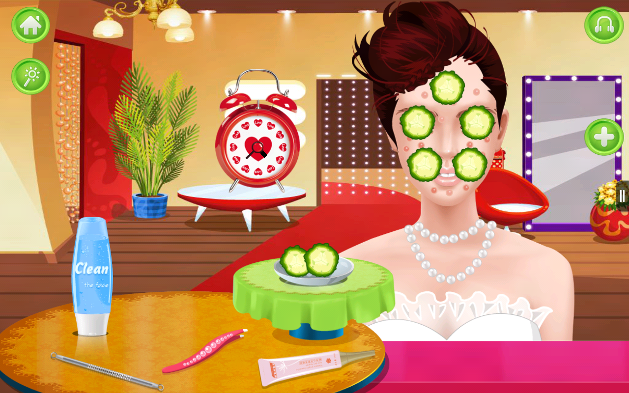 Make Up Salon!- screenshot