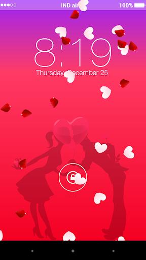 Valentine Kiss Yo Locker