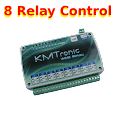 PLC 8 relay remote control net