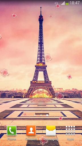 パリ ライブ壁紙 かわいい写真