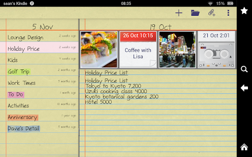 notePad Free Photos,Sounds - screenshot thumbnail