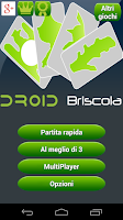Screenshot of Briscola HD