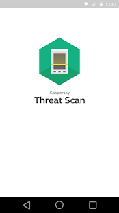 Kaspersky Threat Scan - screenshot thumbnail