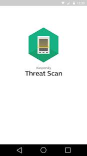 Kaspersky Threat Scan- screenshot thumbnail