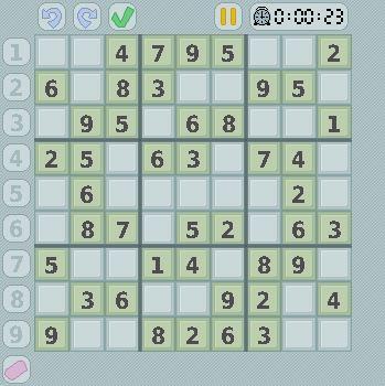 Sublime Sudoku