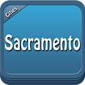 Sacramento Offline Map Guide icon