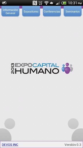 Expo Capital Humano 2013
