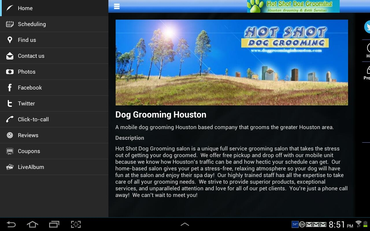 Hot Shot Dog Grooming- screenshot