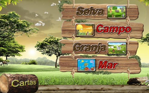 Animals: Learning Spanish - screenshot thumbnail