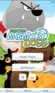Beatbox Memory – Dogs - screenshot thumbnail