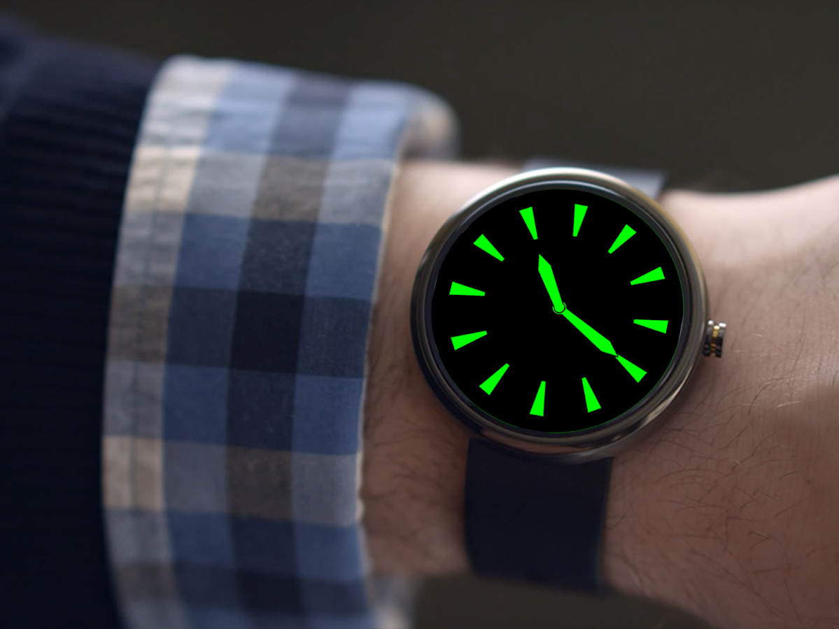A38 WatchFace for Moto 360- screenshot