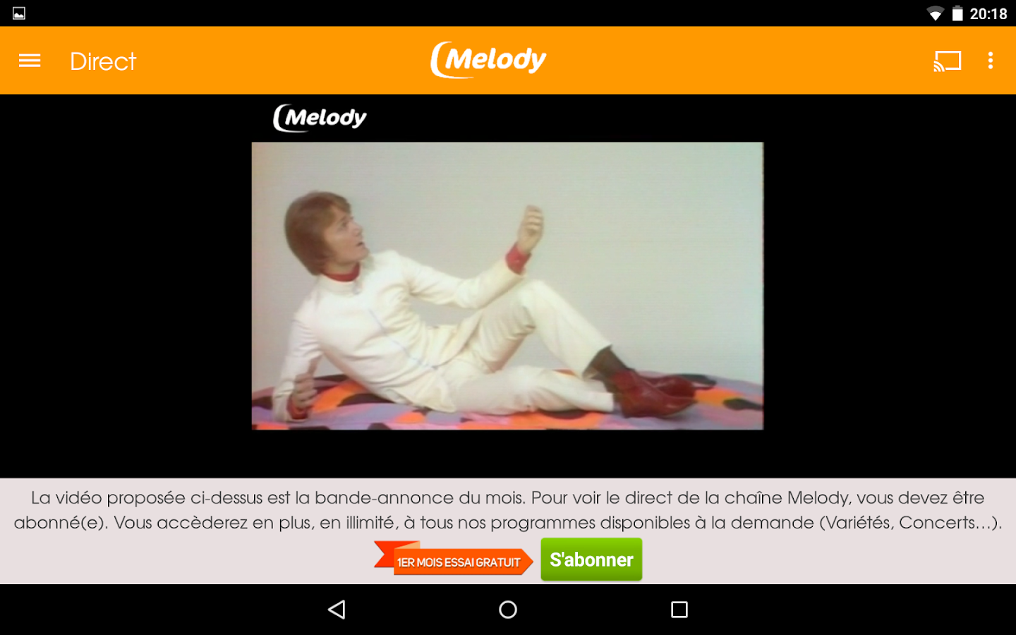 Melody – Vintage Forever- screenshot