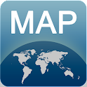 Karte von Dibba offline