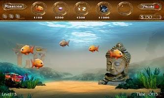 Screenshot of Tap a Fish