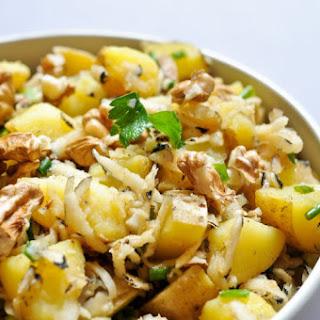Black Radish and Potato Salad