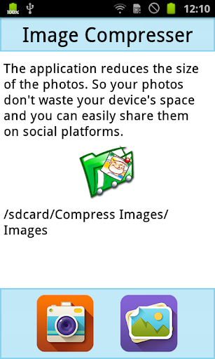 Image Photo Compresser