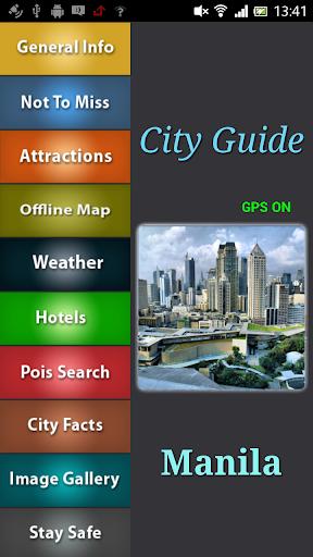 Manila Offline Guide