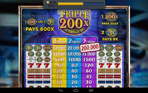 double diamond slot machine payout