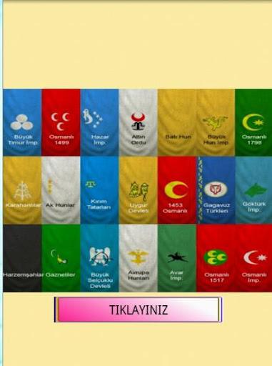 KPSS TARİH İLK TÜRK DEVLETLERİ