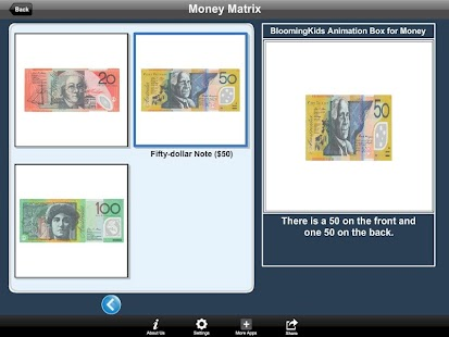Australian Money Matrix- screenshot thumbnail