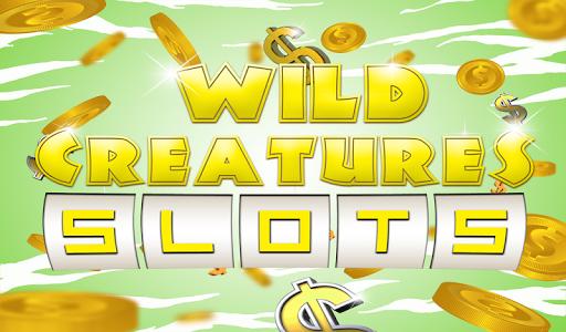 Wild Animal Slots Bonanza Free