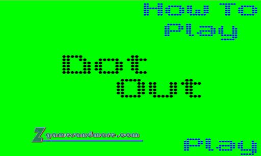 【免費解謎App】Dot Out-APP點子