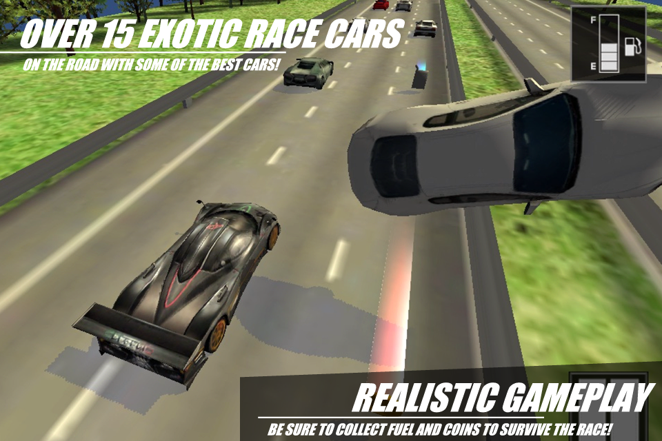 autobahn racing game