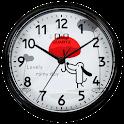 QQwatch 캐릭터 시계 위젯 logo