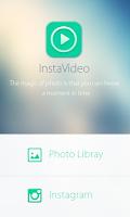 Screenshot of InstaVine-Instagram slideshow