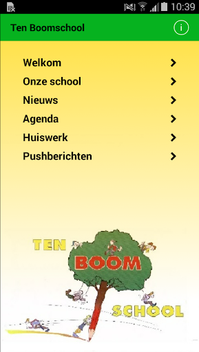 Ten Boomschool
