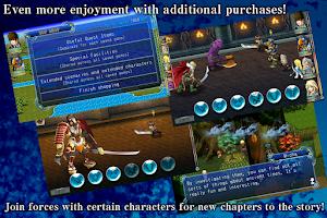 Screenshot of RPG Symphony of the Origin