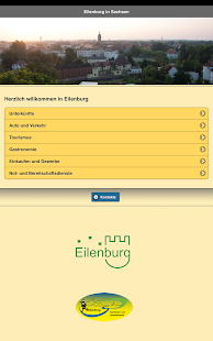 Besucher-App Eilenburg- screenshot thumbnail