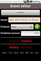 Screenshot of Mini Wallet