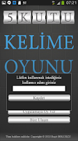 Screenshot of 5 Kutu Kelime Oyunu