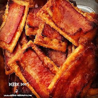 Bacon Crackers.