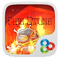 Fire stone GO Theme APK Cracked Download