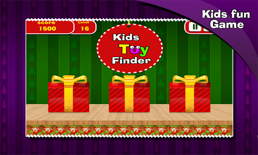 Kids Toy Finder
