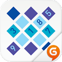 NUMBER PLACE by Hangame logo