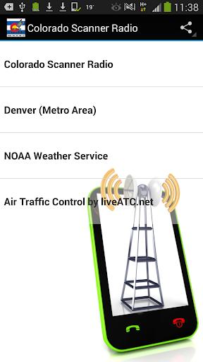 Colorado Scanner Radio