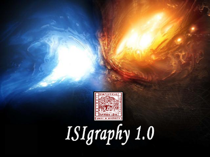 ISIgraphy- screenshot thumbnail