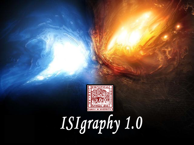 ISIgraphy- screenshot