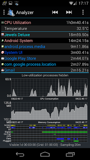 Process Monitor Widget screenshot 5