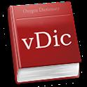 vDic 3000 từ thông dụng Oxford logo